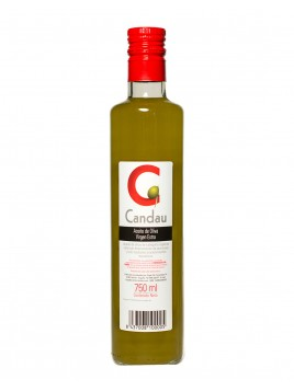 Glass bottle 750ml Candau