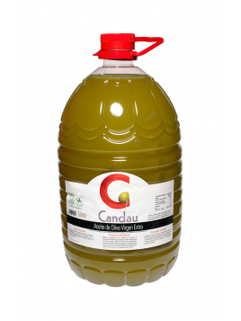 Bottle PET 5L Candau