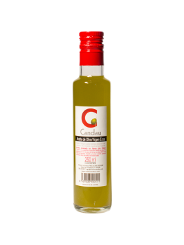 Glass bottle 250ml Candau
